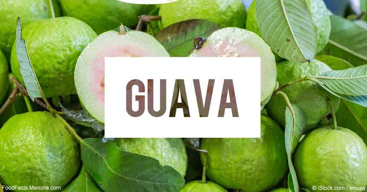 Learn more about guava nutrition facts, health benefits, healthy recipes, and other fun facts to enrich your diet. http://foodfacts.mercola.com/guava.html