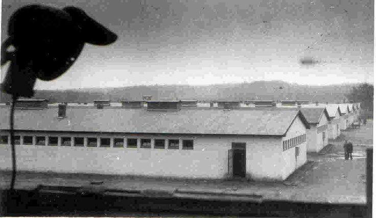 Barracks concentration camp Amersfoort