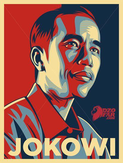 Indonesia President 2014-2019 :)