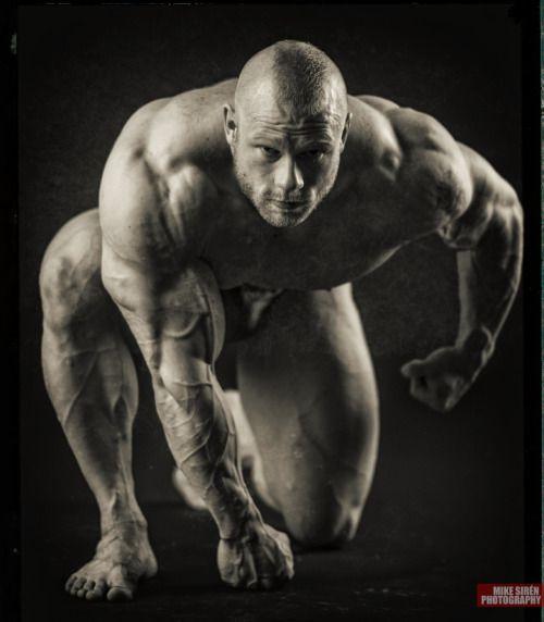 Kille Kujala. | Bodybuilders In Photoshoots | Pinterest