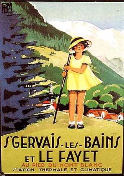 St. Gervais by Torry (1920)