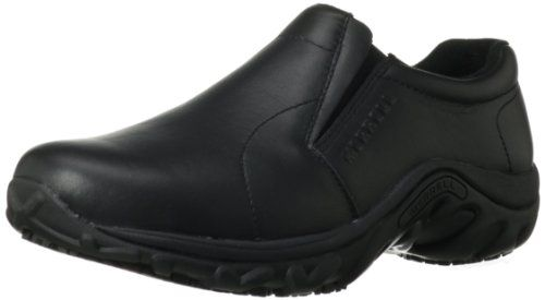 Merrell Men's Jungle Moc Pro Grip OR shoe #ad Great for long hours and help with circulation