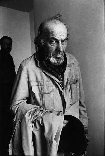 Борис Смелов. Портрет художника Шолома Шварца. 1995