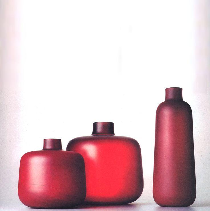 All glass - Design by Ludovica + Roberto Palomba