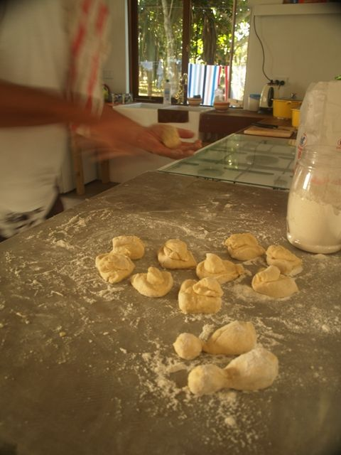 Learn to make Brioche at Papaya Villa