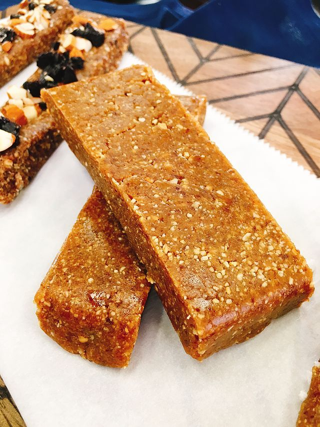 LIFE BARS! How to Make your own Nutrition Bars   Blogilates: Fitness, Food, and lots of Pilates   Bloglovin'