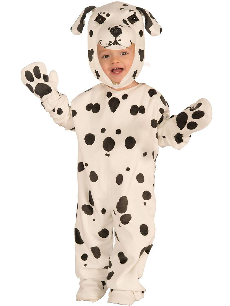 Boy's Plush Dalmatian Costume | Wholesale Animals Costumes for Boys