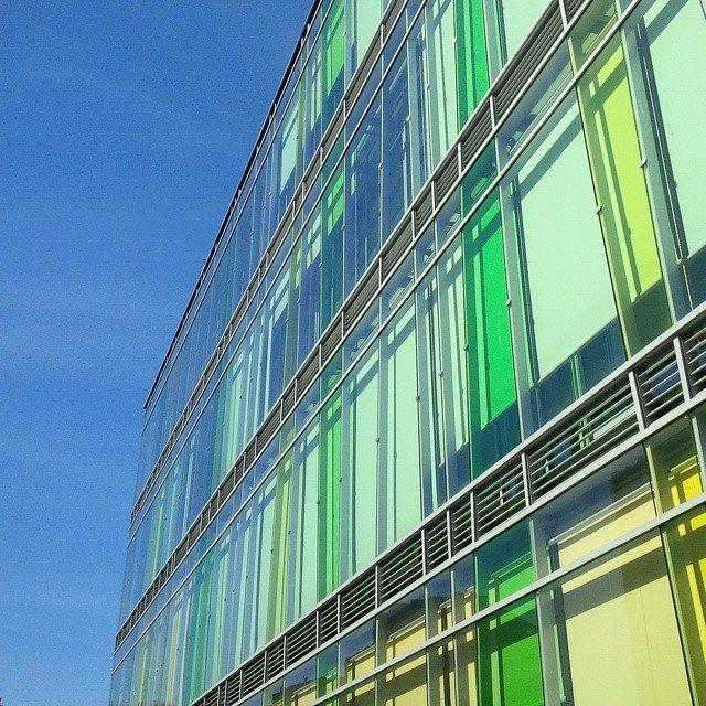 #warsaw #university #building #architecture #sun #sky   Warszawa, Poland