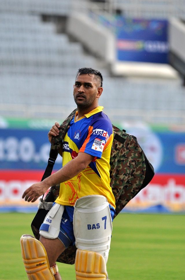 Download HD Photos of Mahendra Singh Dhoni in New Look
