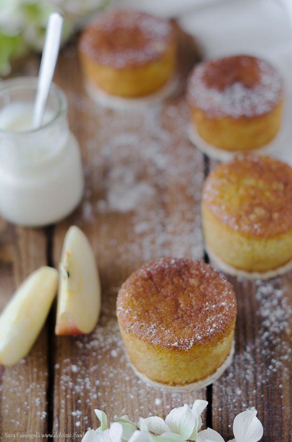 muffin mele yogurt