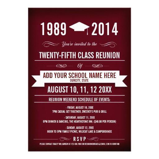 Best 25+ Class reunion invitations ideas on Pinterest Class - get together invitation template
