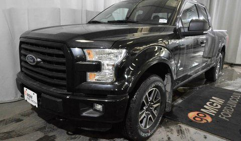 Shop New Ford F150s at MGM Ford Lincoln in Red Deer, Alberta