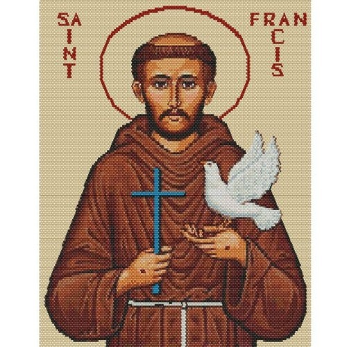 st. francis icon - Google Search