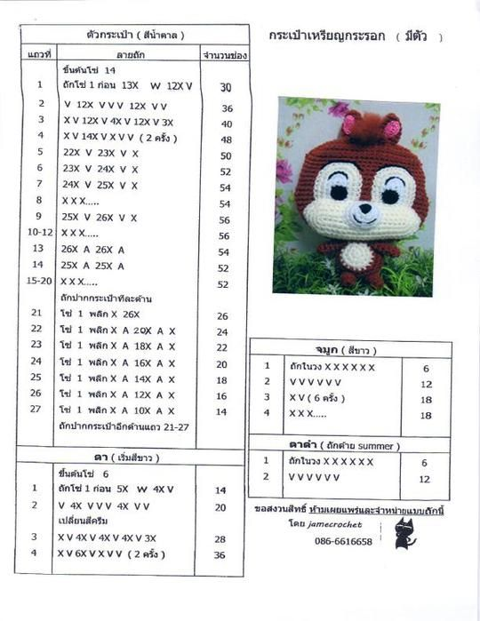 COLORFUL ACTIVITIES: Amigurumi Wallets. FREE PATTERN but not in English, 4/15.