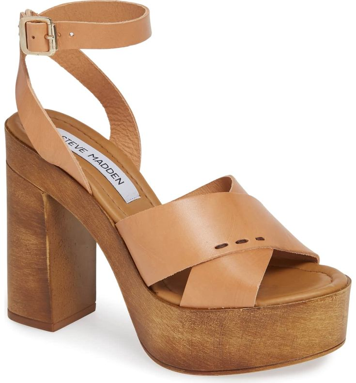 Steve Madden Liliana Platform Sandal (Women)   Nordstrom