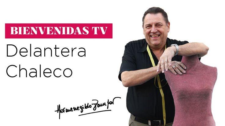 Hermenegildo Zampar - Bienvenidas TV  - Molderia Delantera Chaleco