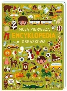 Moja pierwsza encyklopedia obrazkowa - Ceny i opinie - Ceneo.pl