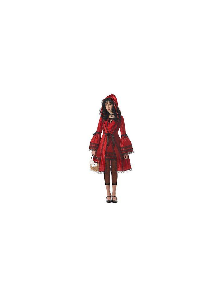 tween little red riding hood costume tween costumes for