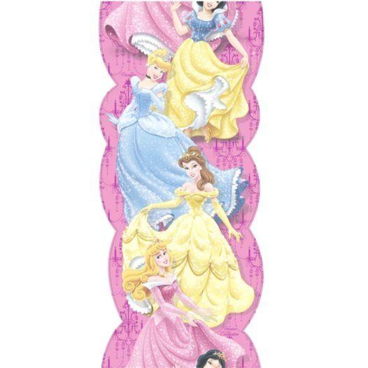 Disney - Disney Prinsessor Gigantisk Xxl Wall Sticker 3M