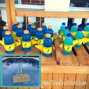 Percy Jackson Themed Party: Poseidon Base