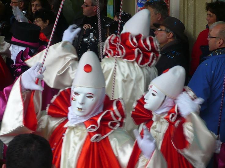 Carnaval de Limoux, France www.audetourisme.com