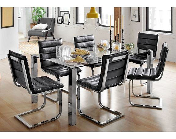 omega dining room collection value city table