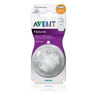 Buy Philips Avent Teats Natural (4 Holes) Fast Flow 6 months online at Lazada Malaysia. Discount prices and promotional sale on all Mom & Me. Free Shipping.