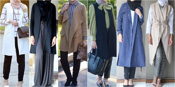 6 Ideas On How to Wear Hijab at Work Elegantly