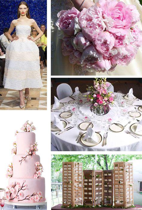Tema nozze: 5 idee per il 2013. Romantico Vintage - Matrimonio .it : la guida alle nozze