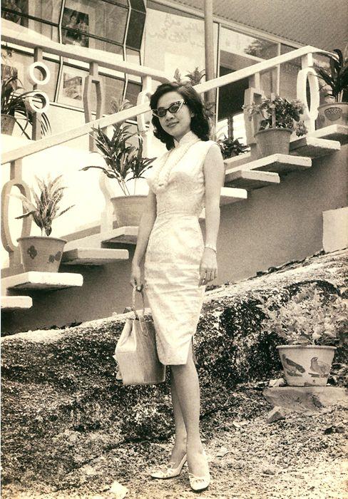 Hong Kong, 1950s.