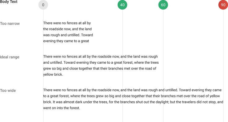 Typography - Style - Material design guidelines