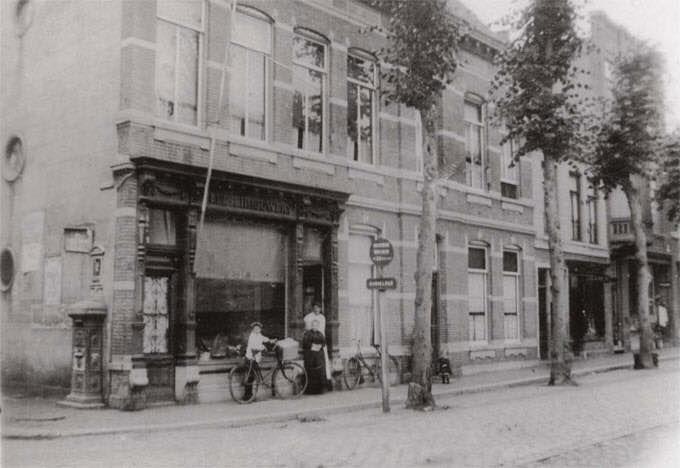 Jaak van Wijck 1938