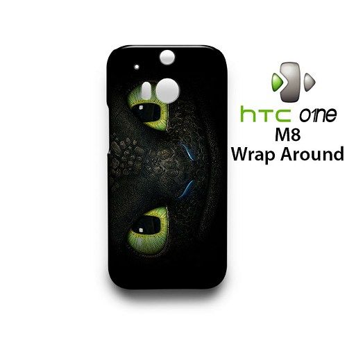 Toothless How to Train Your Dragon Case for HTC One M8