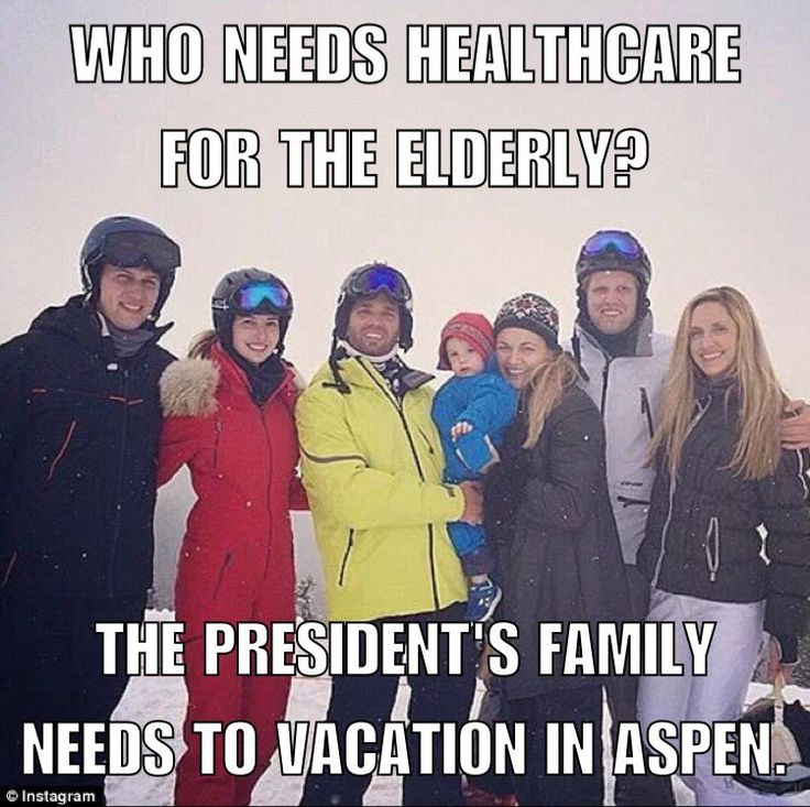 "(Pp) Trumpettes all go skiiing in Aspen plus 100 body guards at public expense. What budget problems? Meals on wheels, health care? Who cares? Not the Trumpettes. - Oh, and this isn't some ""Fake News"", look it up for yourself. - News about Trump aspen on Twitter"