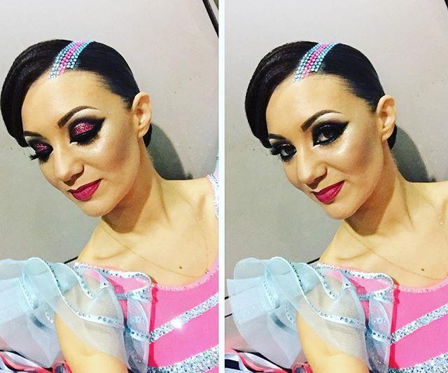 Спасибо за потрясающий макияж замечательной Леночке @elenakllik 😘😍🤗