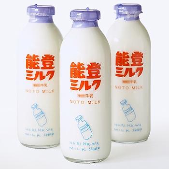 能登ミルク NOTO MILK PD