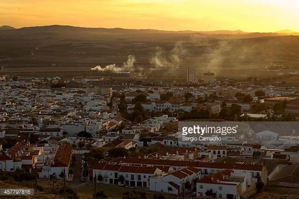 09-06 OSUNA, SPAIN - OCTOBER 24: A general view of Osuna... #osuna: 09-06 OSUNA, SPAIN - OCTOBER 24: A general view of Osuna… #osuna