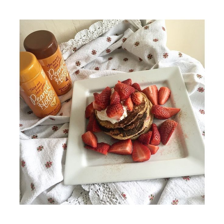 Healthy American Style Pancakes