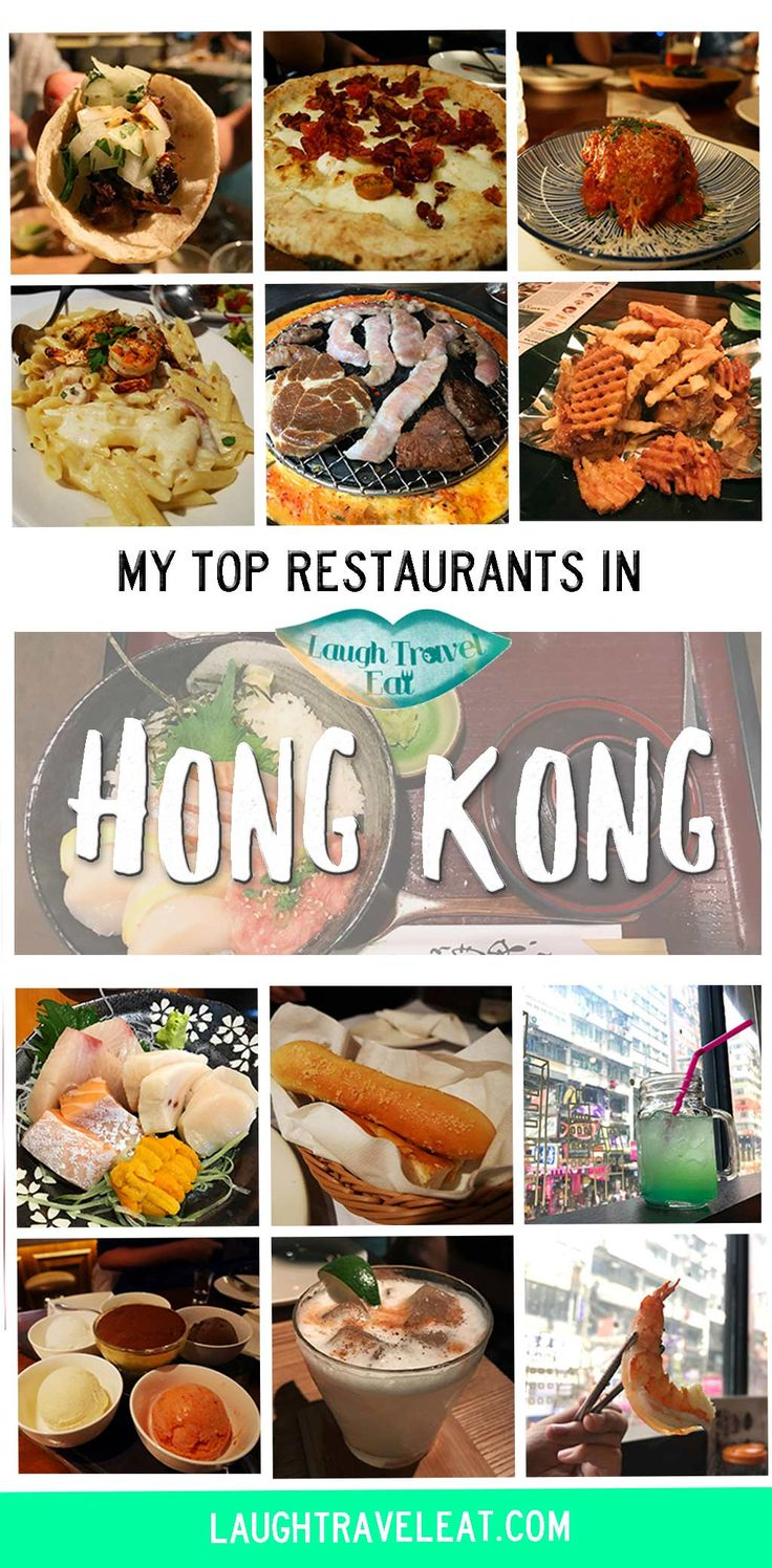 An ever expanding list of my favourite restaurants in Hong Kong, from Italian to Japanese to Mexican: let's see what has capture my tongue:
