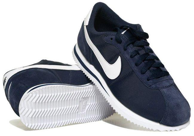 huge discount 24281 82365 Nike Cortez Womens Navy Blue