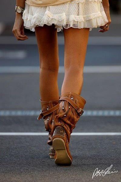 Летние женские туфли в дирочку с чем носить фото