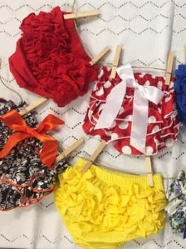 Frilly Knickers Red & Yellow   Buy Now