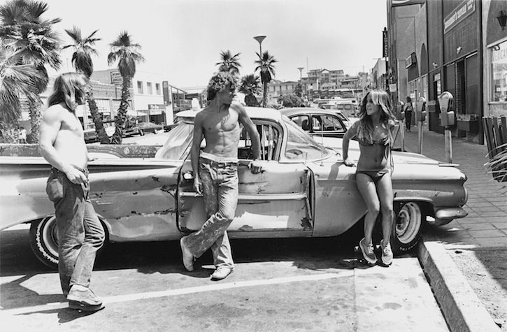 California, Two Men and a Woman, 1979