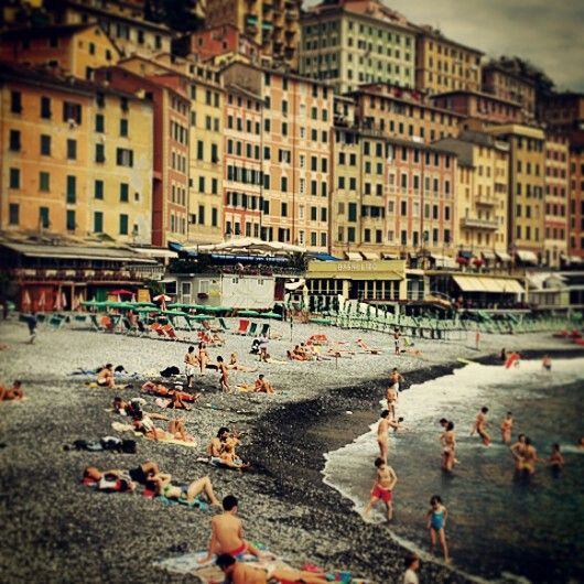 Camogli, Liguria, Italia