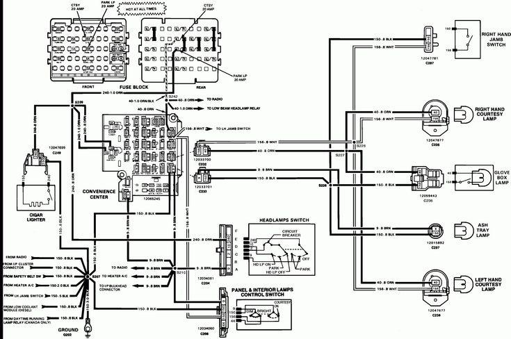 2011 Chevy Silverado 4 Door Brake Light Wiring Diagram in