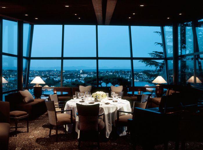Canlis Restaurant Seattle Usa The 50 Most Breathtaking Restaurants In World