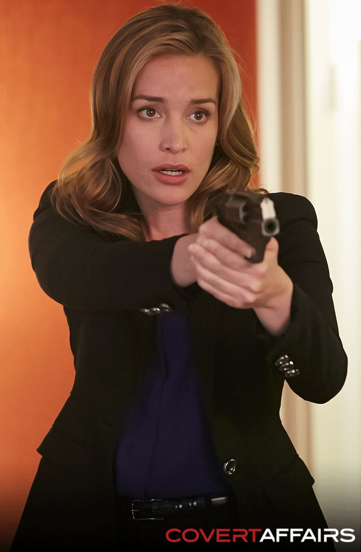 Annie Walker isn't most spies. Don't miss the Season Premiere of Covert Affairs TOMORROW at 10/9c.