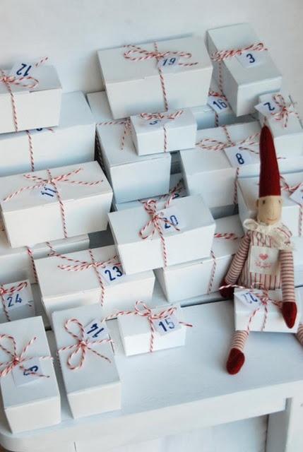 Romantic Advent Calendar Ideas : The best images about advent calendar ideas on