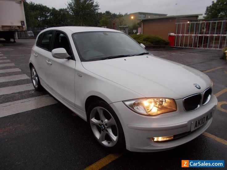 BMW 1 SERIES 2.0 118D SPORT 5d 141 BHP #bmw #1series #forsale #unitedkingdom