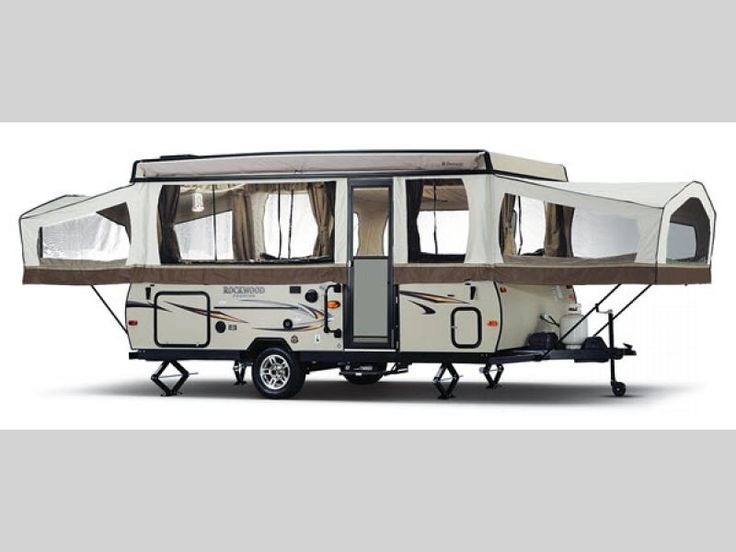 Rockwood Premier Folding Pop-Up Camper   RV Sales   4 Floorplans